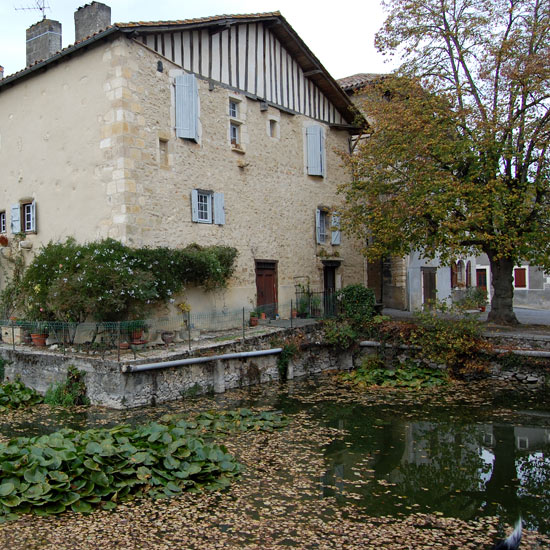 Village du Comminge