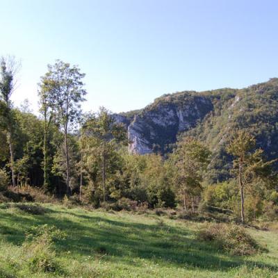 La randonnée des gorges de Péreille