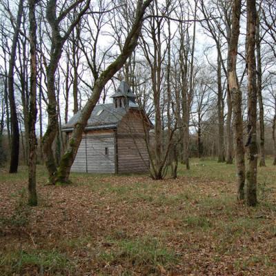 Une chapelle en bois
