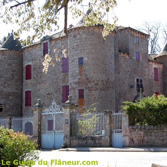 Montjaux Restaurant Du Chateau