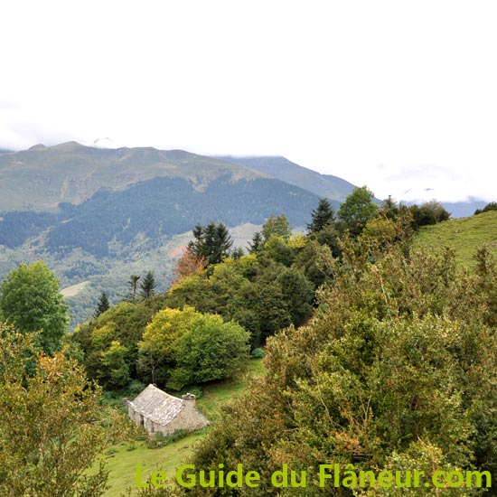 Le Courtaou de Campan en Pyrénées