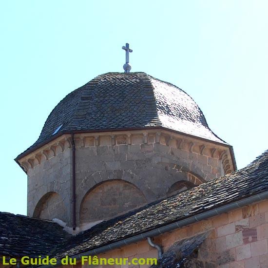 Le dôme de l'église