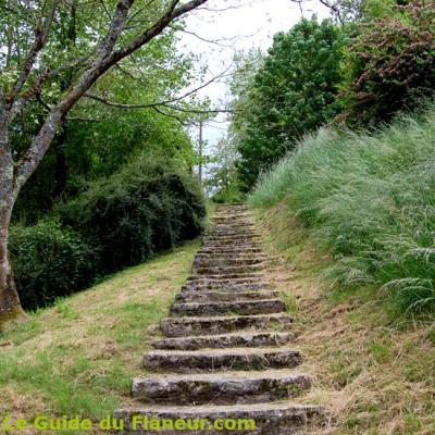 L'escalier Pigon