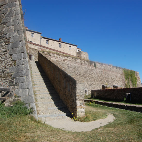Le fort Lagarde