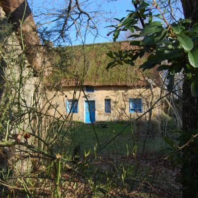 Le hameau de Kerhinet