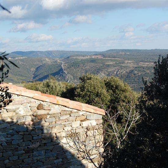 Château en ruine du Ventajou