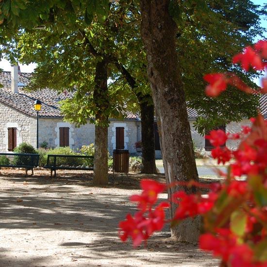 Le village de Souel