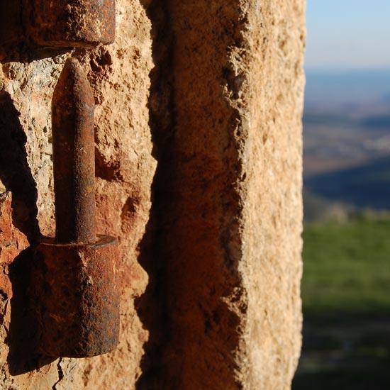 Les ruines du château du Ventajou