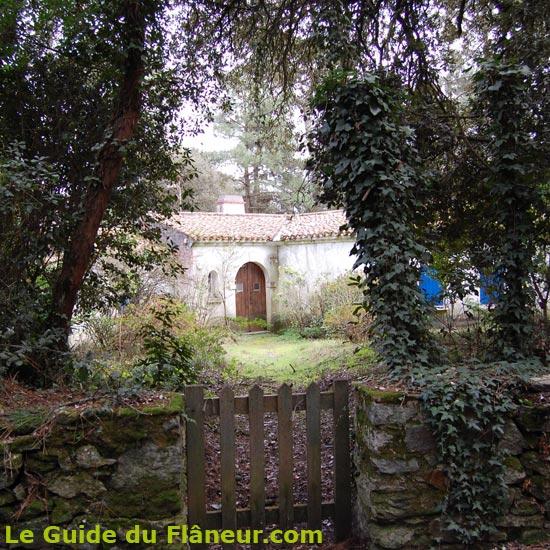 Le Bois De La Chaize - Maison du bois de la Chaizeà Noirmoutier