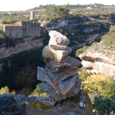 Photo de Minerve: Le village et les gorges de la Cesse