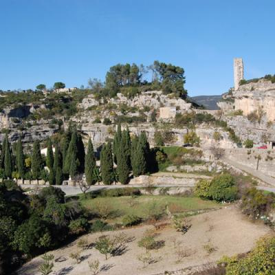 Photo de Minerve: Vue sur la candela