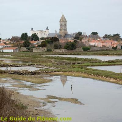 Randonnée à Noirmoutier