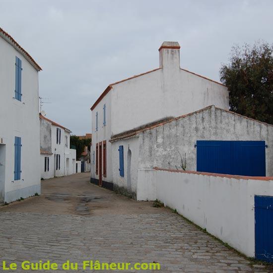 Anciens quartiers