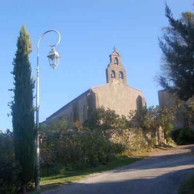 La randonnée à Roumengoux