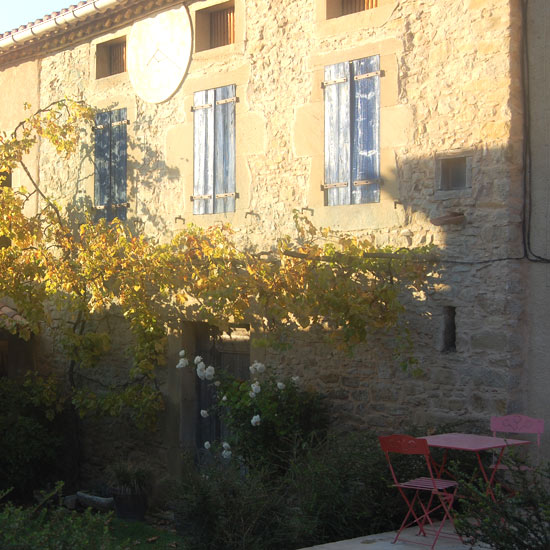 Une maison de village