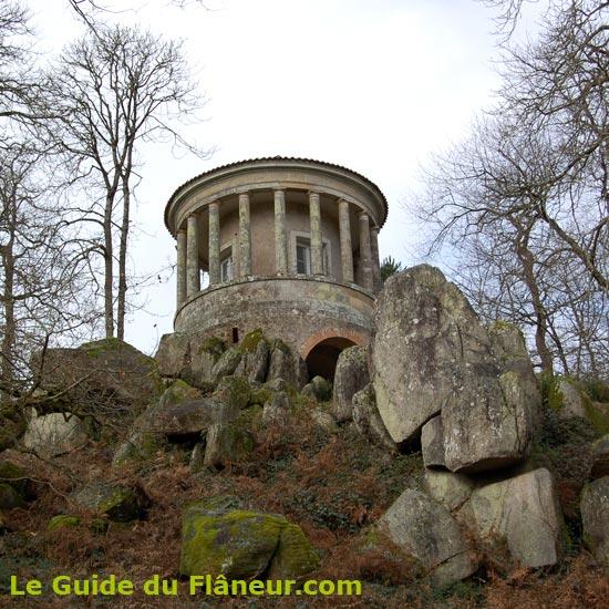 La tour de la garenne Lemot