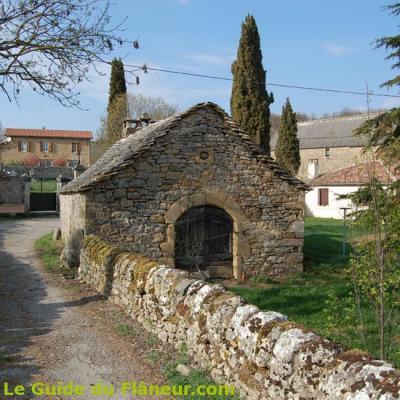 Le village de Tiergues