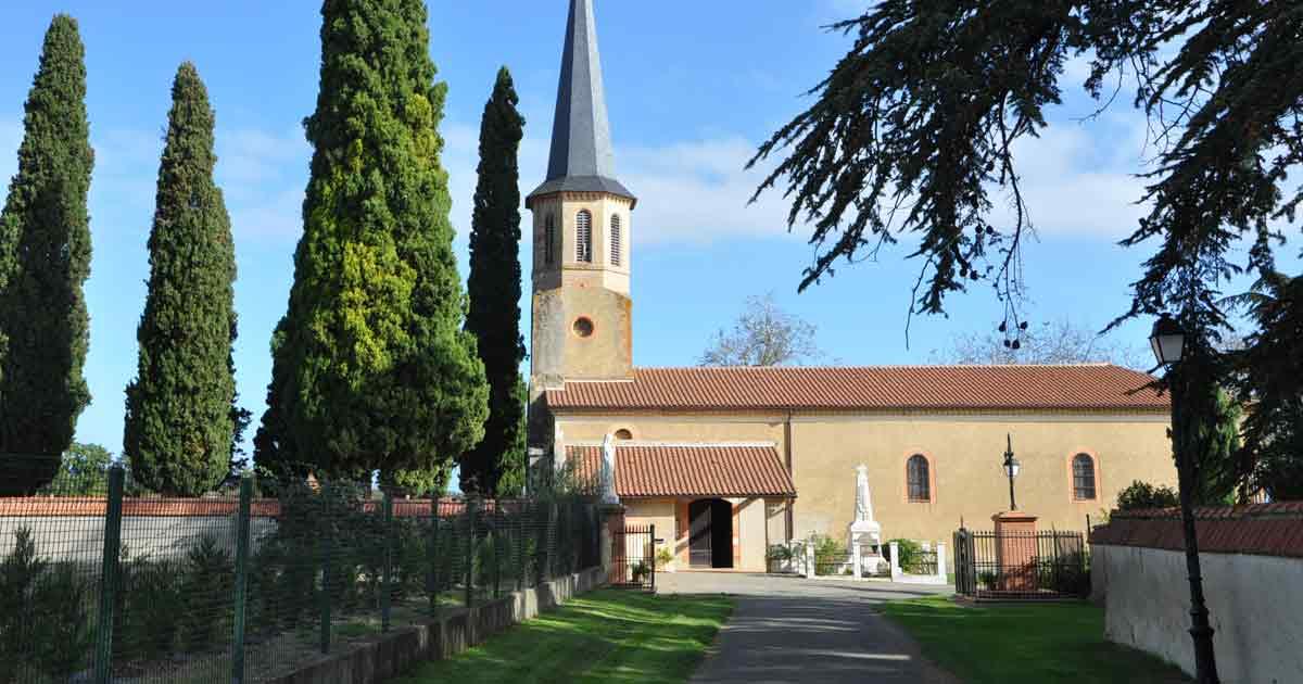 L'abbaye de Boulaur