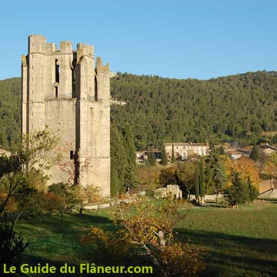 Présentation de Lagrasse dans l'Aude (11)