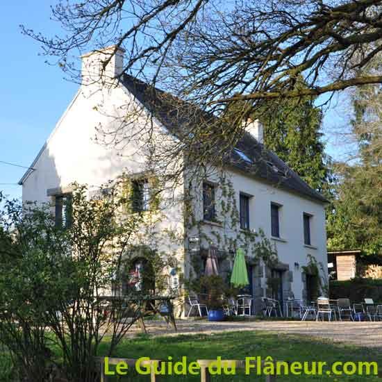 La bonne adresse - Le Café-librairie l'Autre Rive à Berrien