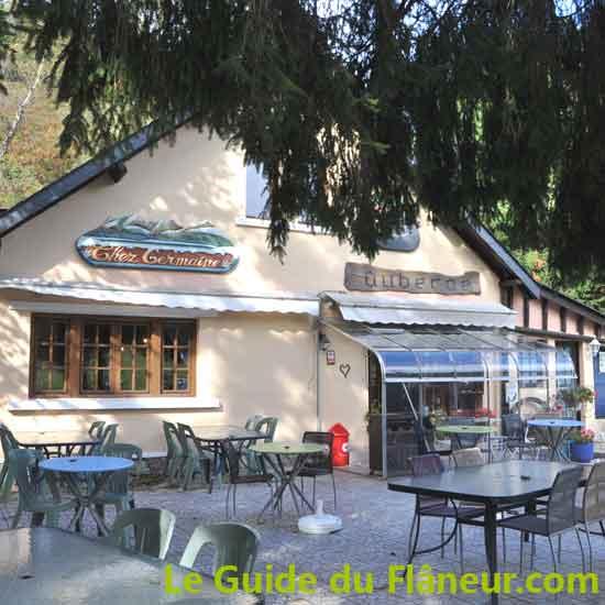 Chez Germaine à Payolle - Hautes-Pyrénées