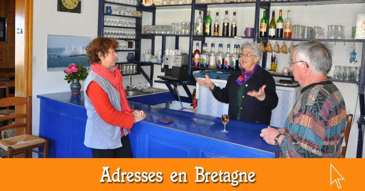 Les bonnes adresses en Bretagne