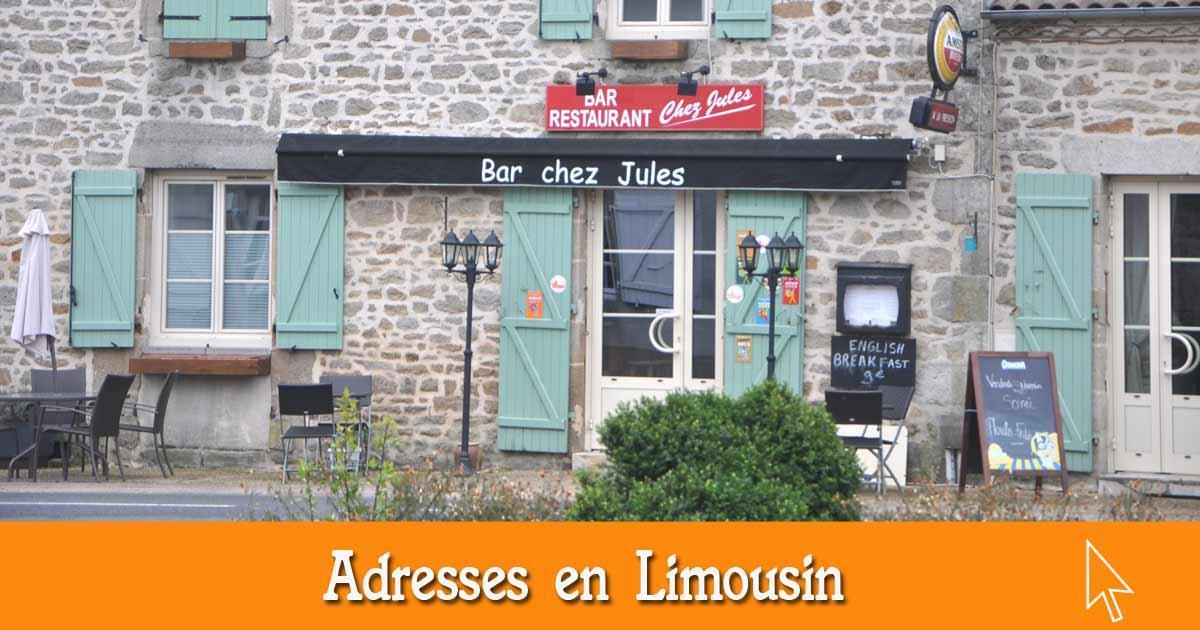 Les bonnes adresses en Limousin