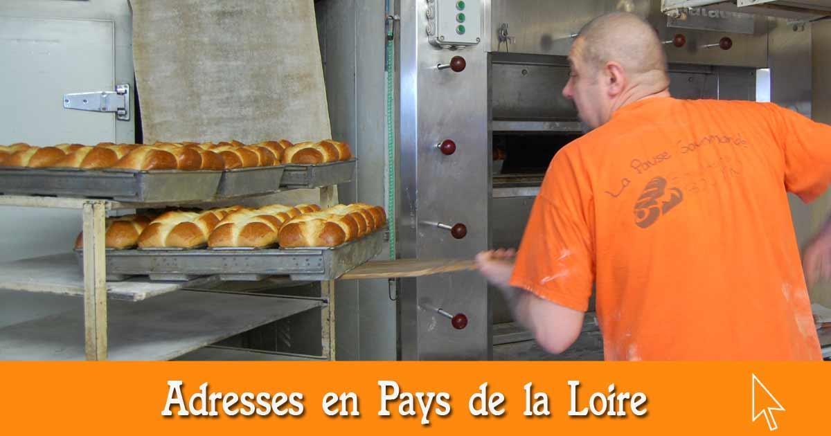Les bonnes adresses en Pays de la Loire