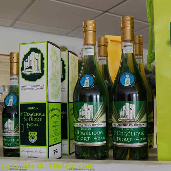 Liqueurs et alcools