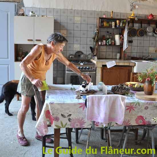 Le gîte d'étape Le Planté à Auriébat - Hautes-Pyrénées