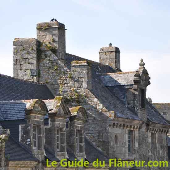 Le village de Locronan - Finistère