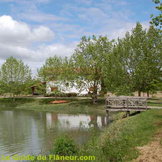 Randonnée à Urt dans les Pyrénées-Atlantiques