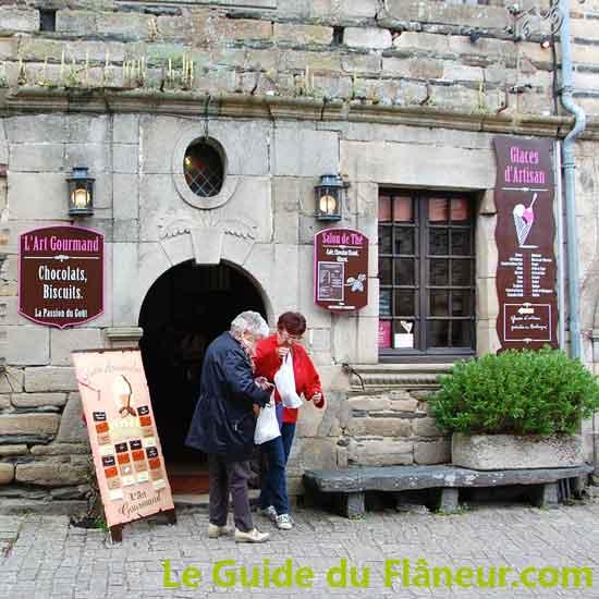 L'art gourmand à Rochefort-en-Terre
