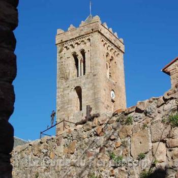 L'art Roman - Eglise de Coustouge