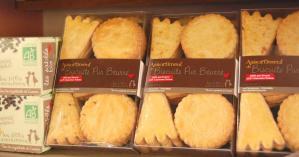 Artisan biscuitier à Ardin