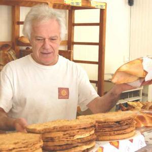 Artisan boulanger fanjeaux