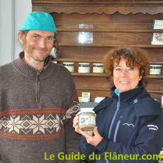 Yaourts aux céréales Nomad Yo - Finistère