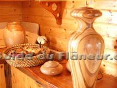 Artisanat tourneur bois