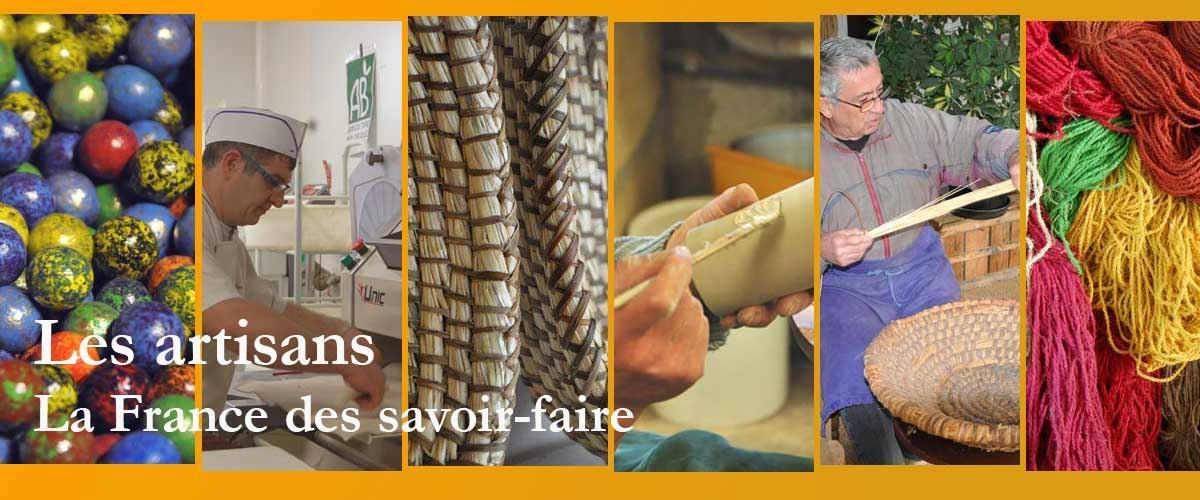 Les artisans en France