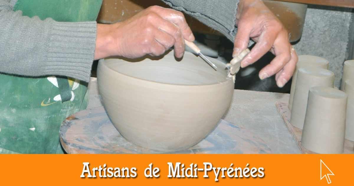Les artisans de Midi-Pyrénées