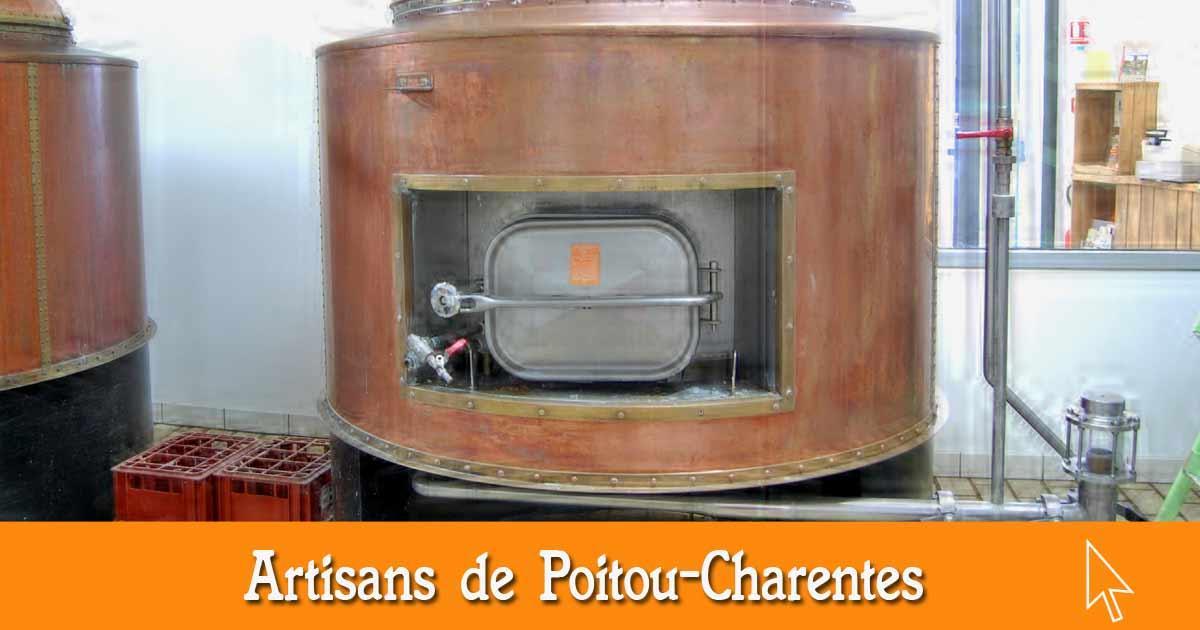 Les artisans de Poitou-Charentes