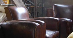 Atelier du cuir de Callac