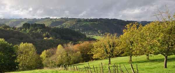Le village d'Aubazine - Corrèze