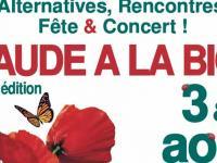 Aude a la bio 2019