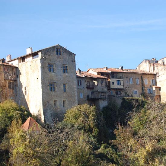 Randonnée à Aurignac en Haute-Garonne