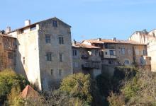 Le village d'Aurignac