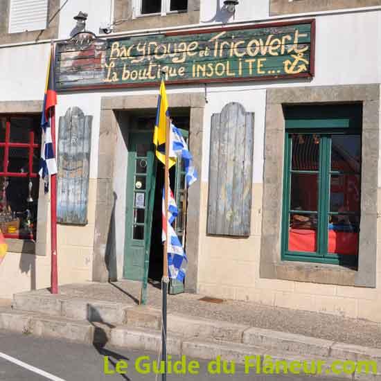Bonne adresse - Bacyrouge et tricovert