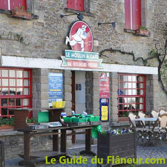 Moulin A Cafe Saint Armel