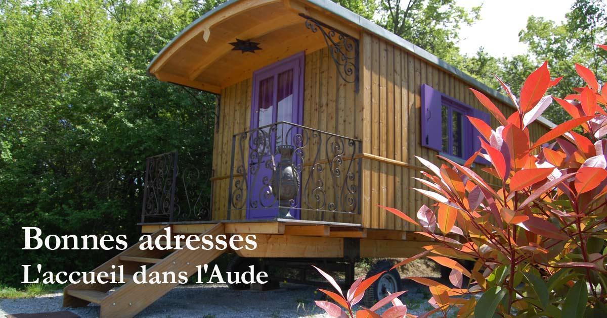 Bonnes adresses dans l'Aude