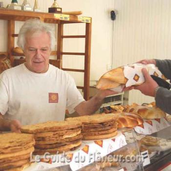 Le boulanger de Fanjeaux